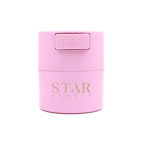 Star Beauty Bubble Gum Adhesive Container