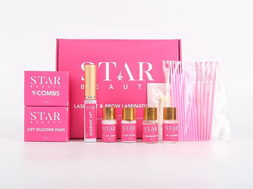 Star Beauty Lash Lift & Brow Lamination Kit