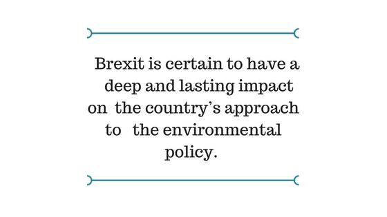 Brexit impact on Circular Economy