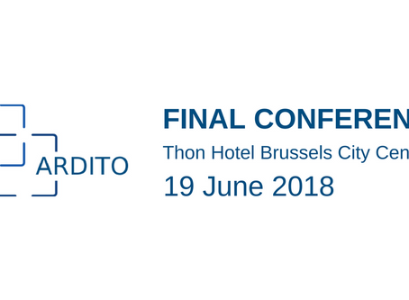 ARDITOto host its final conference in Brussels
