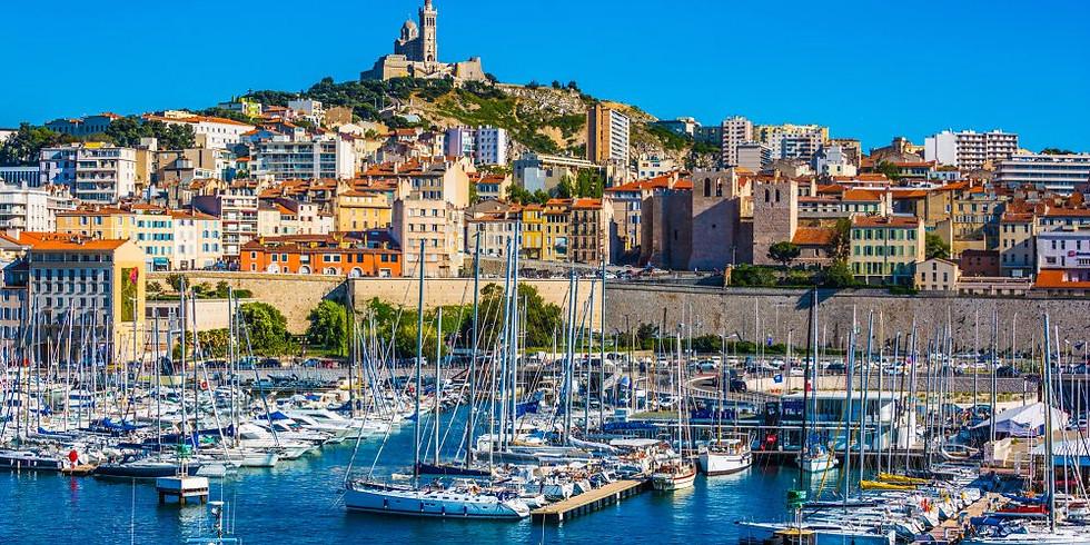 Apnée Marseille 22-24 mai 2021