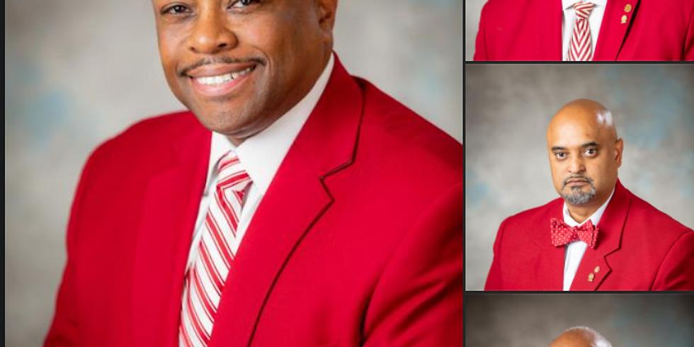 2020-2021 SAAC Chapter Photo and Individual Headshots