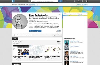 životopis, CV, kariérový koučink, kariérové poradenství, pohovor, hledám práci, Petra Drahoňovská, Career Designer, moderní CV, recruitment, recruiting