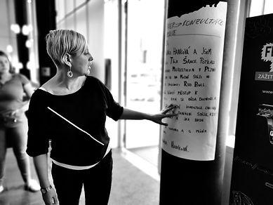 Petra Drahoňovská lektorka lektor soft skills kariérové kurzy Career Designer