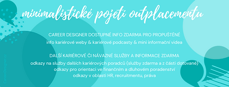 outplacement minimalisticky šablony zdarma (Career Designer)
