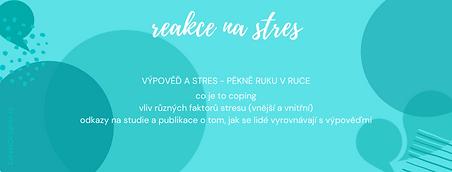 stres v kontextu propouštění (Career Designer)