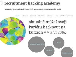 Jak souvisí 3D tisky a kariérové kurzy Recruitment Hacking Academy?