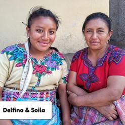 Delfina a Soila