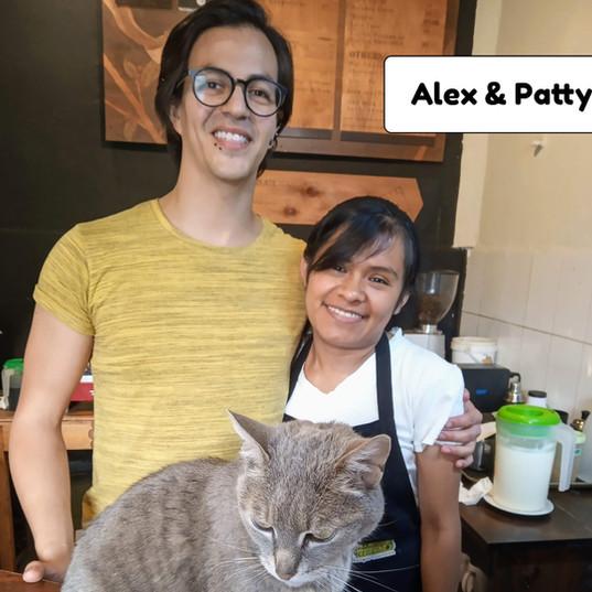 Alex a Patty