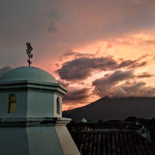 poznej Antigua Guatemala a okolí v rámci kariérového retreatu