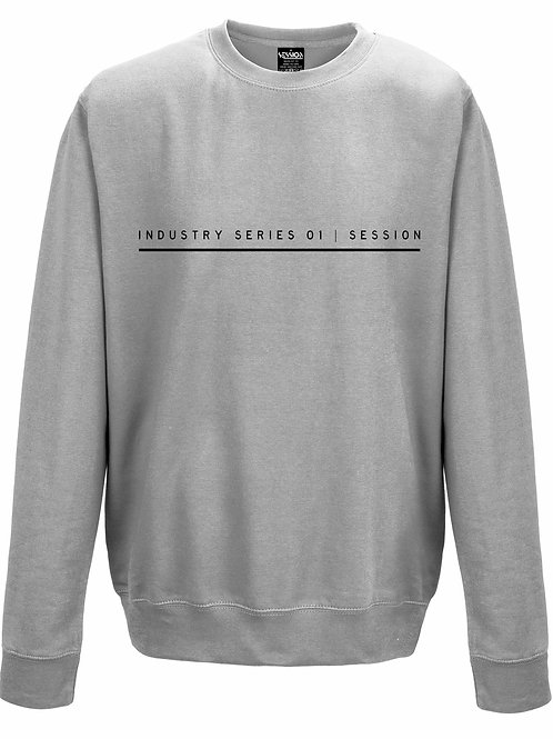 PAVILION X SESSION IS01 SWEAT | GREY