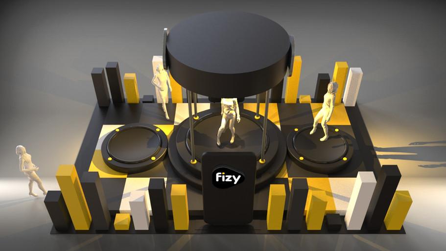 Turkcell Fizy Etkinlik Alanı