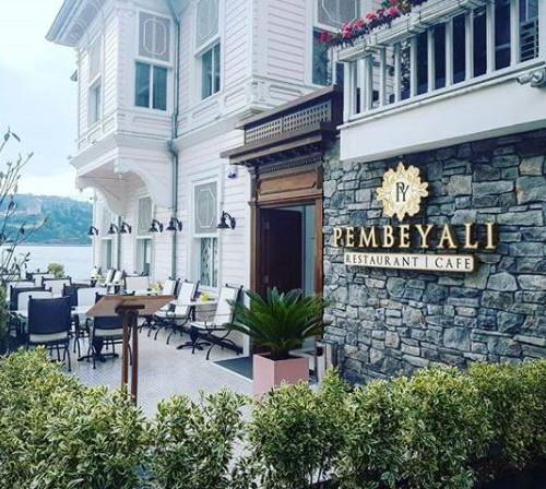PEMBEYALI RESTAURANT CAFE