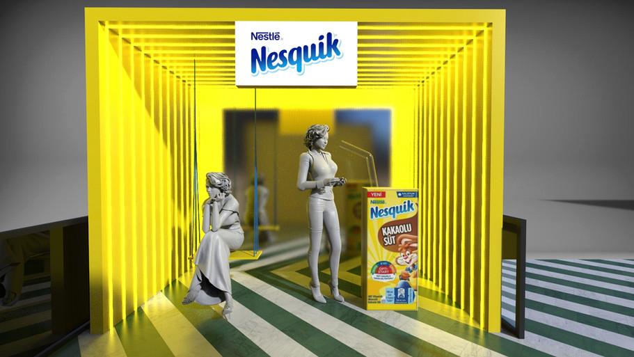 Nestle Nesquik Lansman