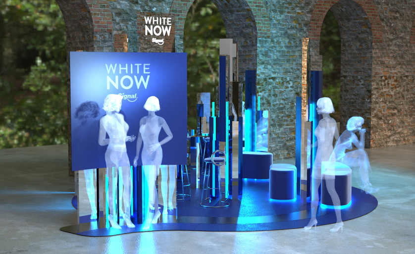 Signal White Now Lounge