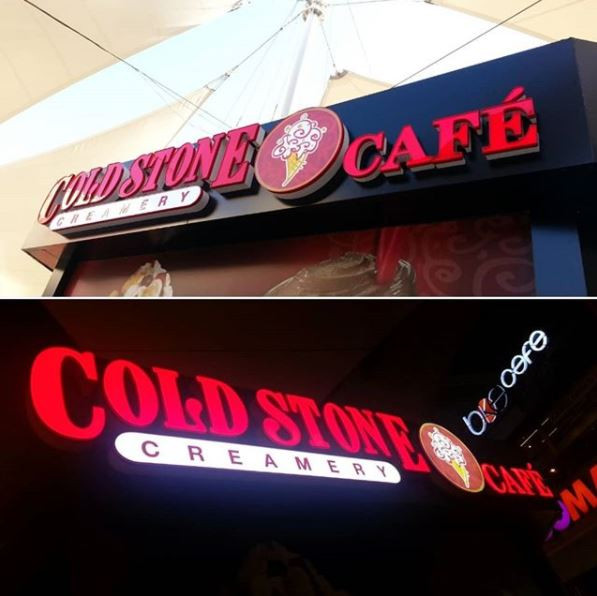 COLD STONE CAFE