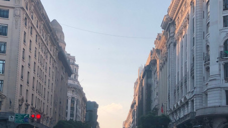 My 2+ Months of COVID-19 Lockdown in Buenos Aires