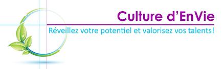 Logo culture d'envie