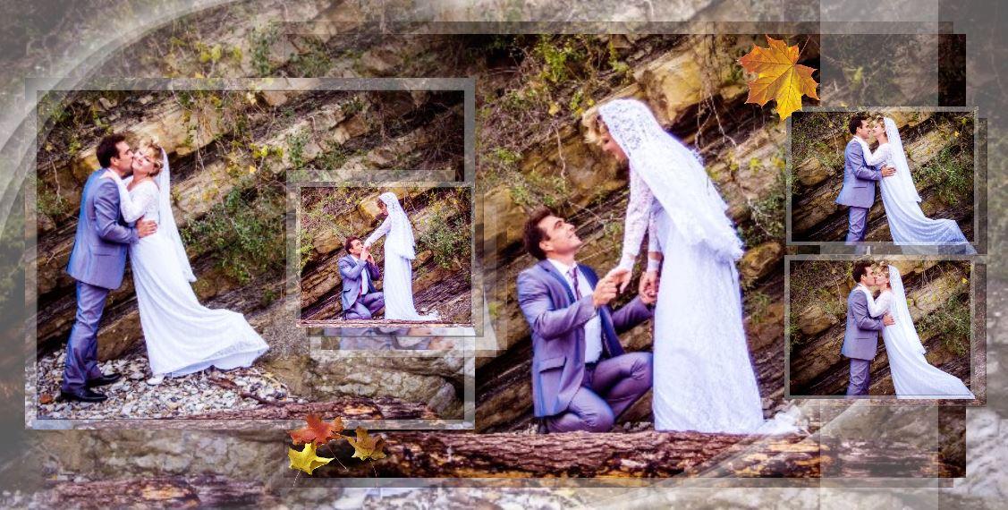 Венчальная фотокнига
