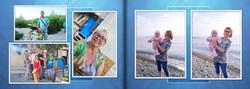 Классическая семейная фотокнига