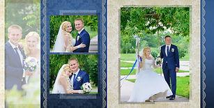 свадебная фотокнига, свадебный альбом заказать,
