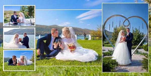 Свадебные фотокниги на заказ