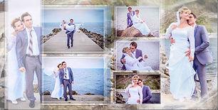 фотокнига заказать, печать фото в новороссийске, фотокнига венчание