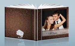 свадебная фотокнига обложка
