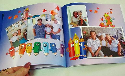детскую фотокниги заказать в новоросснийске