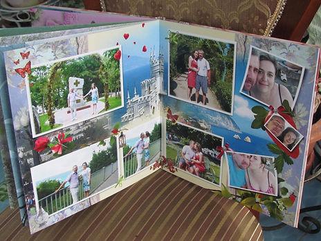 фотокнига в подарок сестре примеры