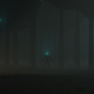3D Environment Concept for Game Idea