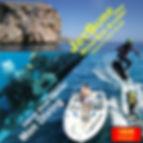 Mon diving Dénia y jetsurfdenia. multiactividad multiaventura, bautismo bautizo de buceo y jetsurf oferta octubre novimbre diciembre