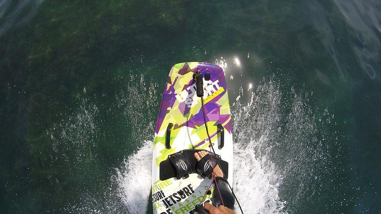 adrenalina y mar