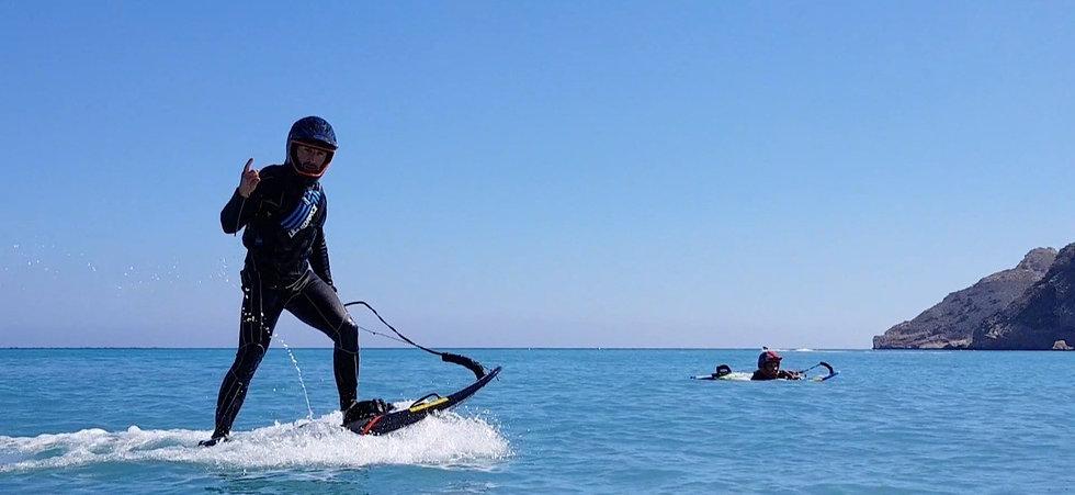 Tiradas de Wakeboard y jetsurf