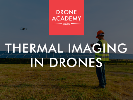 How can Thermal Imaging be Used in Drones?