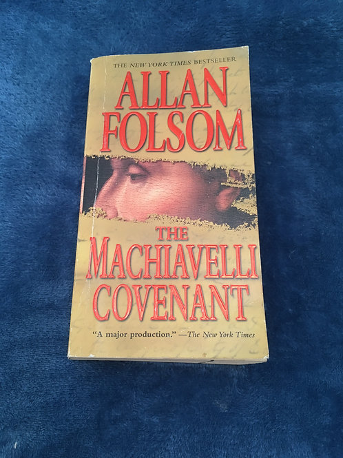 'The Machiavelli Covenant' by Allan Folsom