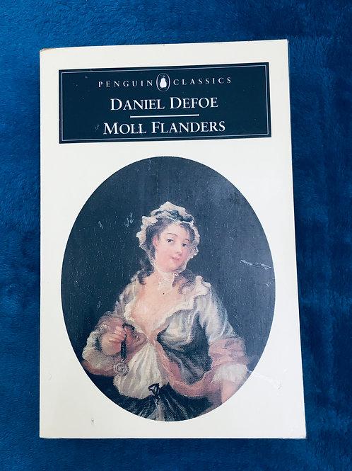 'Moll Flanders' by Daniel Defoe