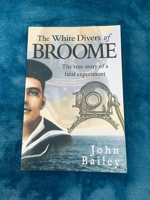 'The White Divers of Broome' by John Bailey