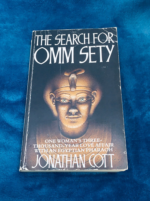 'The Search for Omm Sety' by Jonathan Cott