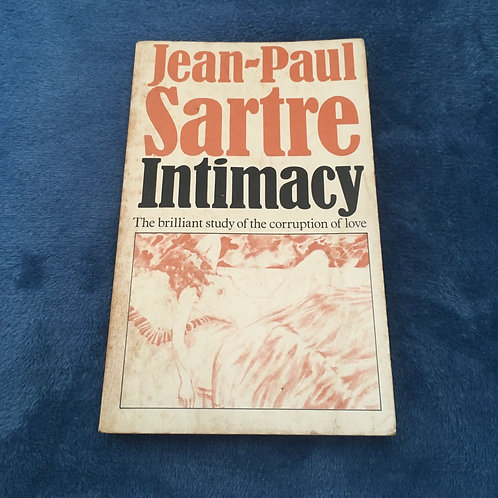 'Intimacy' by Jean-Paul Sartre
