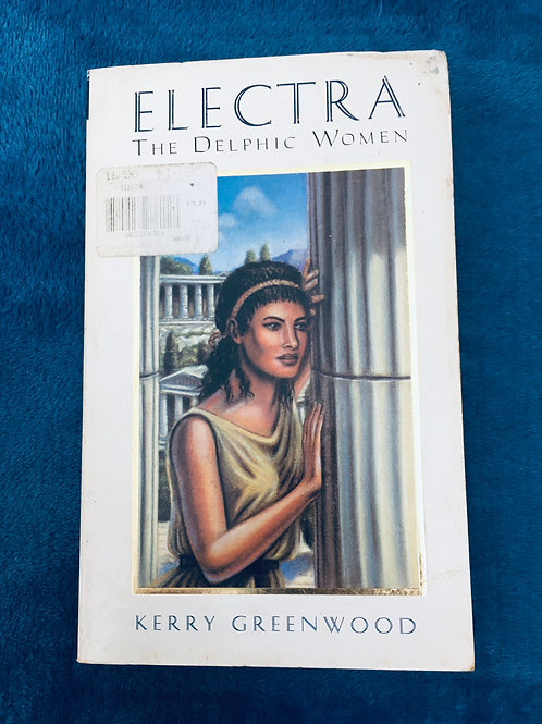 'Electra' by Kerry Greenwood