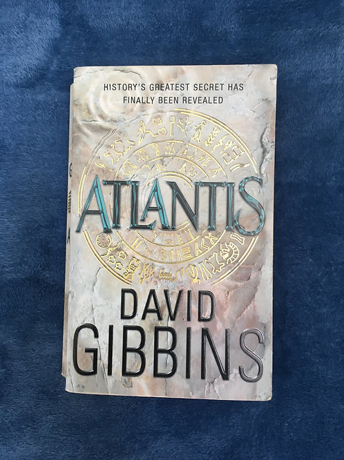 'Atlantis' by David Gibbins