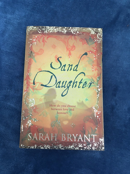 'Sand Daughter' by Sarah Bryant