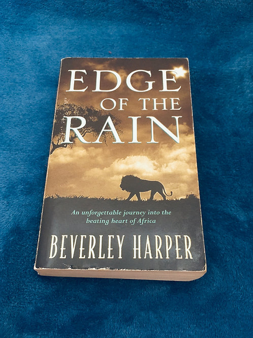 'Edge of the Rain' by Beverley Harper