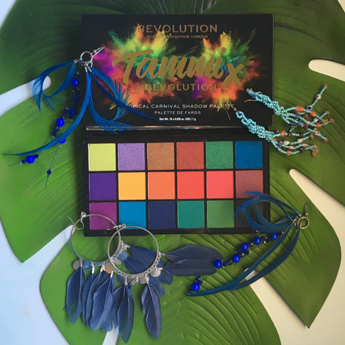 Carnival with Tammi Clarke and Makeup Revolution