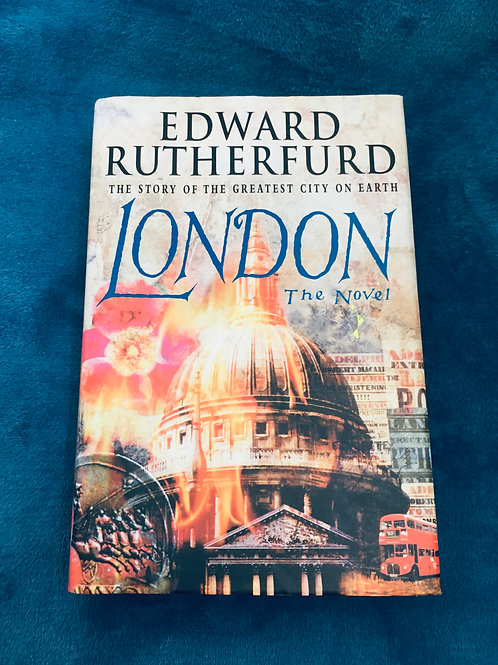 'London' by Edward Rutherfurd