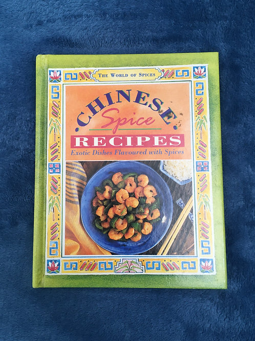 'Chinese Spice Recipes' by Paragon Book Service
