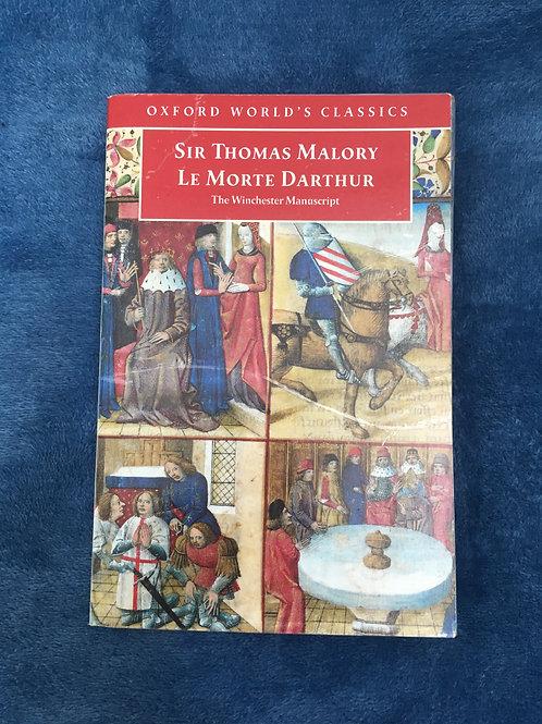 'Le Morte d'Arthur' (Winchester Manuscript) by Sir Thomas Malory