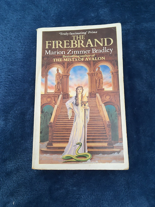 'The Firebrand' by Marion Zimmer Bradley