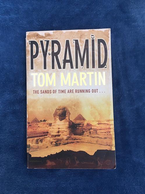 'Pyramid' by Tom Martin